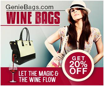 GenieBags.com - Wine Bags