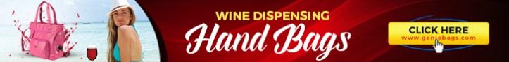 Wine dispensing bags