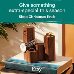Etsy Holiday 2020