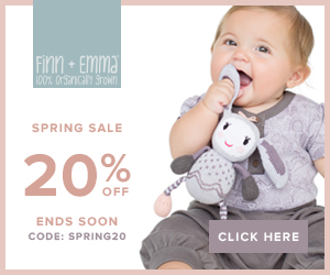 Finn + Emma 20% Off Spring Sale