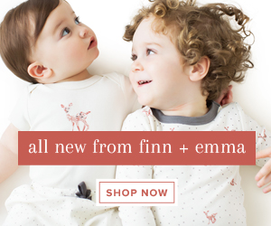New for Fall - The Fawn Collection from Finn + Emma