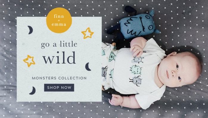 Finn + Emma Organic Baby