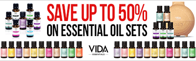 All Natural - Essential Oil Sets