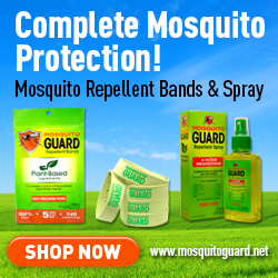 Natural mosquito protection