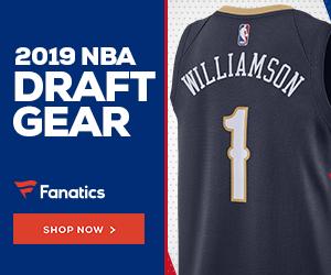 2019 NBA Draft Gear at Fanatics