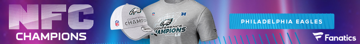 Philadelphia Eagles NFC Champs