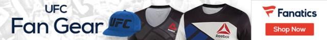 Shop the latest MMA gear at Fanatics.com!