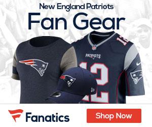 Shop the newest New England Patriots fan gear at Fanatics!