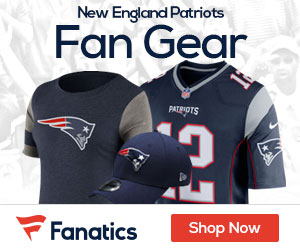 Shop the newest New England Patriots fan gear at Fanatics!