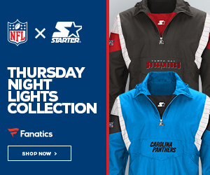 Shop for NFL Thursday Night Lights Collection by Starter