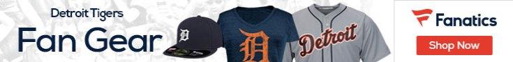 Detroit Tigers Gear at Fanatics.com