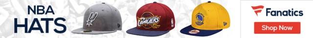 Shop NBA Hats at Fanatics.com
