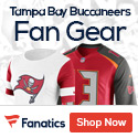 Shop for Tampa Bay Buccaneers gear at Fanatics.com