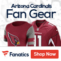 Shop for the Arizona Cardinals at Fanatics.com