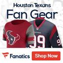 Shop for Houston Texans gear at Fanatics.com