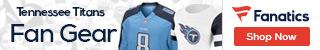 Shop for Tennessee Titans gear at Fanatics.com