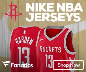 Houston Rockets 2017-2018 Nike Jerseys