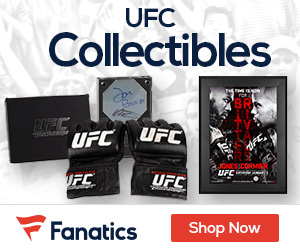 Shop for UFC Collectibles at Fanatics.com