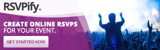 Event management and RSVP tools