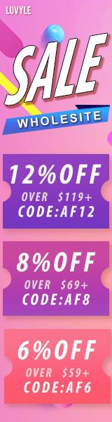 Luvyle Whole Site Great Sale, Shop Now!