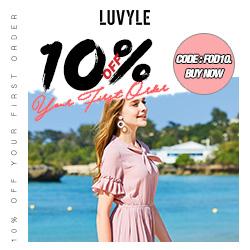Luvyle Holiday Season Big Sale. Click Here!