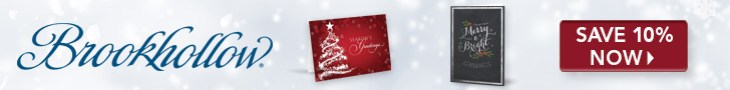 10% off Christmas Cards