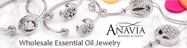 Top Essential Oil Bracelets & Necklaces Wholesale.