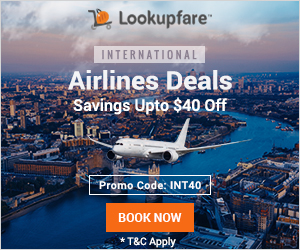 International Airlines Deals