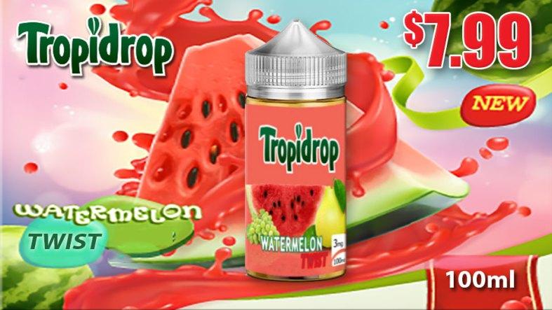 tropidrop 100ml 6.99
