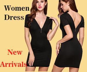 Fashion , Sexy , Women dresses
