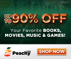 Deals / Coupons GoPeachy 7
