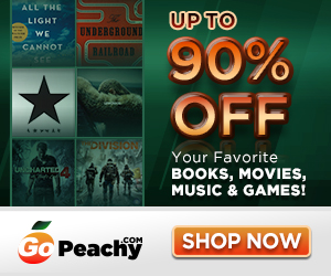 Deals / Coupons GoPeachy 6