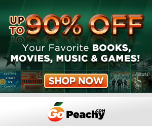 Deals / Coupons GoPeachy 5