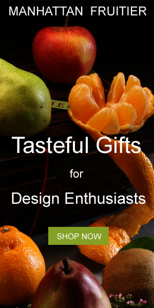 Tasteful Gifts for Design Enthusiasts