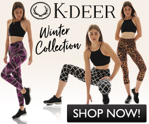 K-DEER Generic Winter Collection Banner