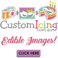 Custom Icing Edible Images