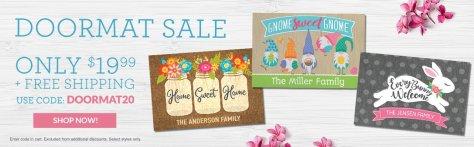 Doormat Sale