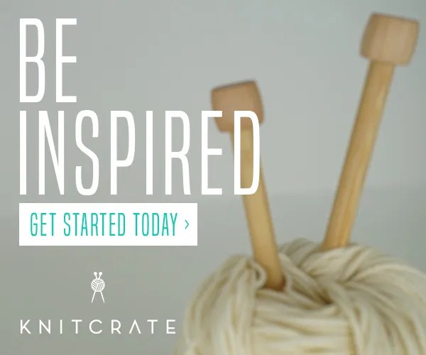 Be Inspired with a KnitCrate Membership