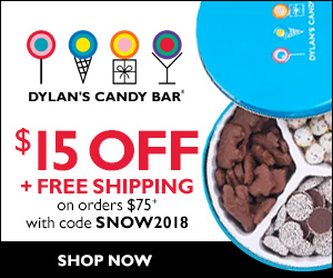 300x250 SNOW2018 - Dylan's Candy Bar Lifestyle Gift Guide - Friday Faves