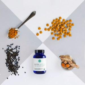 Organic Turmeric Curcumin