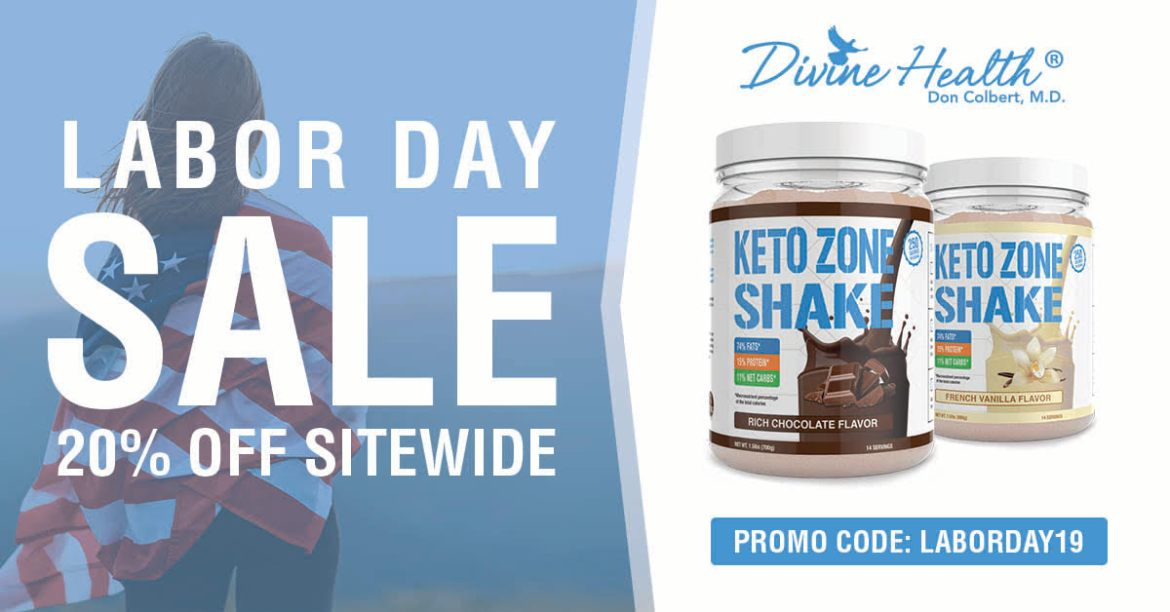 Save 20% OFF during Labor Day use code LABORDAY19
