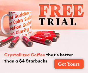 Free Trial - Sudden Coffee 300x250