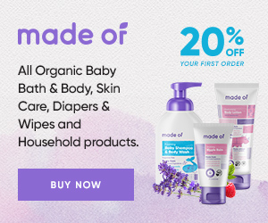 MADE OF 20% Off Your First Order