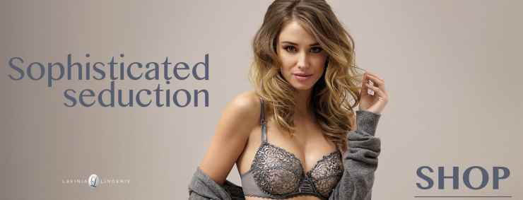 NEW Collection By Lise Charmel   Lavinia Lingerie