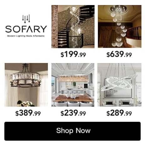 Types of Lighting in Interior Design