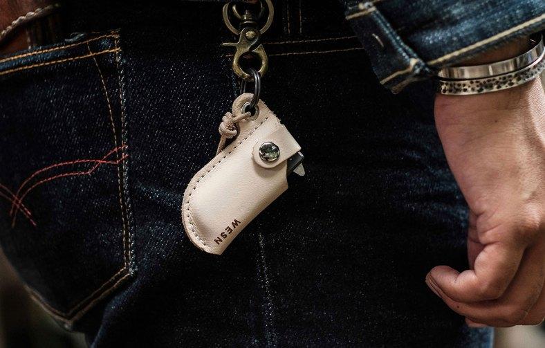 Titanium Keychain Hook