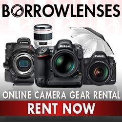 Online Camera Gear Rental
