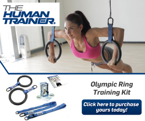 The Human Trainer Olympic Ring Training Kit