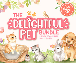 20% OFF The Delightful Pet Bundle | Now ONLY $9.60