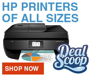 Great prices on HP printers today!